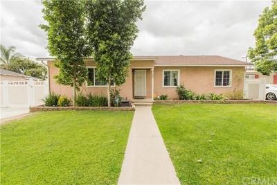 Covina Single Family Home For Sale: 733 S Heathdale Avenue