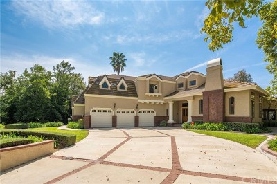 Chino Hills Single Family Home For Sale: 16196 Westridge Knls