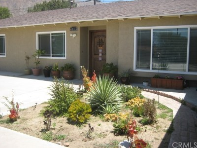 Norco Single Family Home For Sale: 4019 Crestview Drive