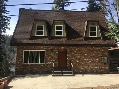 Lake Arrowhead Single Family Home For Sale: 28224 Larchmont Lane