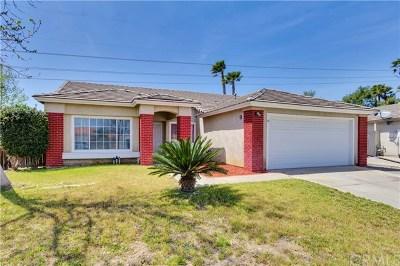 Rialto Single Family Home For Sale: 2895 W Mira Vista Drive