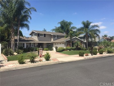Tustin Single Family Home For Sale: 1332 Mauna Loa Road