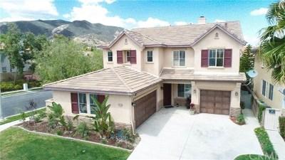 Corona Single Family Home For Sale: 4414 Driving Range Road