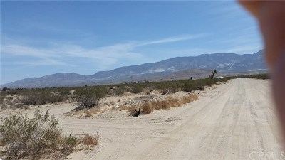 Lucerne Valley Residential Lots & Land For Sale: 247 Hwy 247