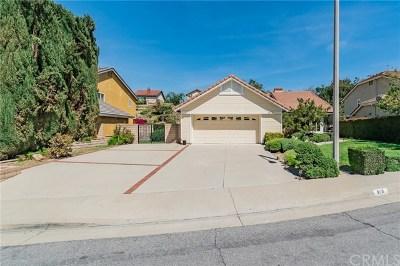 Walnut Single Family Home For Sale: 910 Fall Creek Court