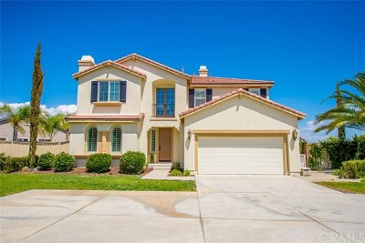 Lake Elsinore Single Family Home For Sale: 20 Via Palmieki Court