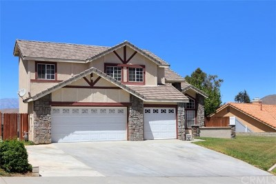 Jurupa Single Family Home For Sale: 7773 Longs Peak Drive