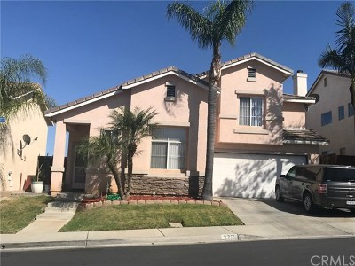 Corona CA Single Family Home For Sale: $499,900