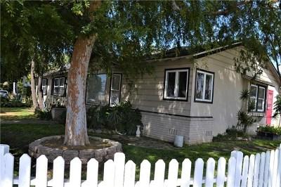 Fullerton Single Family Home For Sale: 2295 E Commonwealth Avenue
