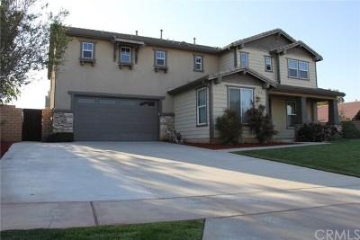 Corona Single Family Home For Sale: 2114 Hibiscus Street