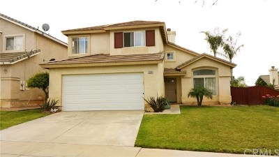 Corona Single Family Home For Sale: 2594 S Buena Vista Avenue
