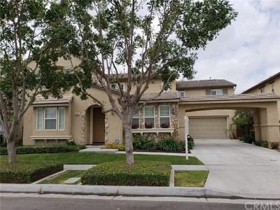 Chino Single Family Home For Sale: 16060 Crosswind Avenue