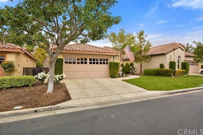 Corona Single Family Home For Sale: 24593 Littlehorn Drive