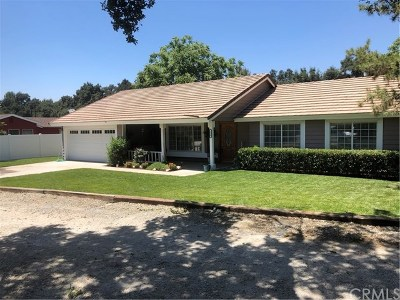 San Dimas Single Family Home For Sale: 239 Ashvale Drive