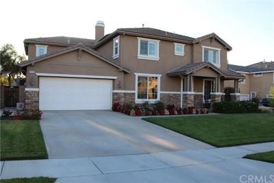 Corona Single Family Home For Sale: 2278 Shanna Carle Drive