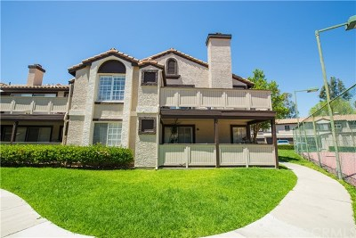Rancho Cucamonga Condo/Townhouse Active Under Contract: 12584 Atwood Court #1712