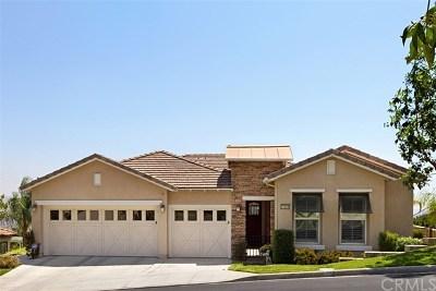 Corona Single Family Home For Sale: 24288 Augusta
