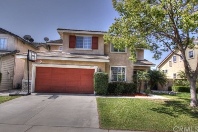 Rancho Cucamonga Single Family Home For Sale: 11377 Sunrise Court