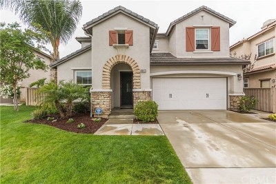 Temecula Single Family Home For Sale: 44917 Checkerbloom Drive
