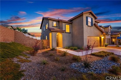 Murrieta Single Family Home For Sale: 31943 Deerberry Lane
