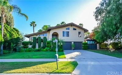 Corona Single Family Home Active Under Contract: 1544 Greenbriar Avenue