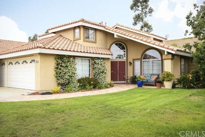 Rancho Cucamonga Single Family Home For Sale: 11278 Wingate Drive