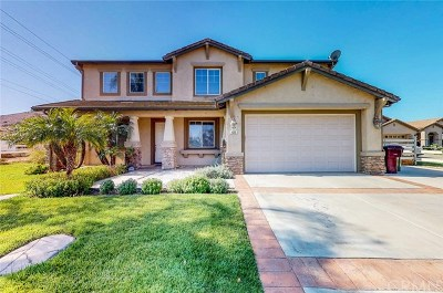 Norco Single Family Home Active Under Contract: 430 Wild Horse Lane