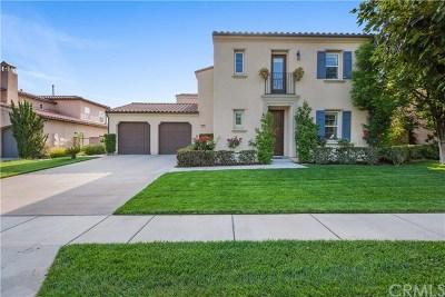 Corona Single Family Home For Sale: 4364 Cantada Drive