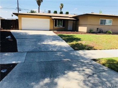 Riverside, Temecula Single Family Home For Sale: 8815 Conway Drive #SR