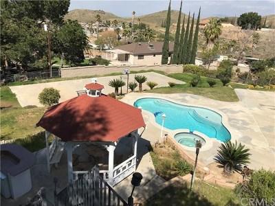 Riverside Single Family Home For Sale: 12870 Wildflower Lane