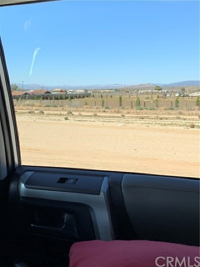 Barstow Residential Lots & Land For Sale: 492 San Bernardino County