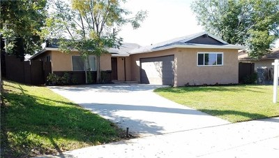 Corona Single Family Home For Sale: 1702 Adrienne Drive