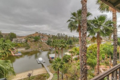 Canyon Lake Single Family Home For Sale: 22084 San Joaquin Drive W