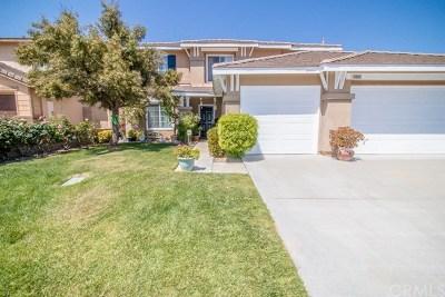 Fontana Single Family Home For Sale: 5885 Topaz Court