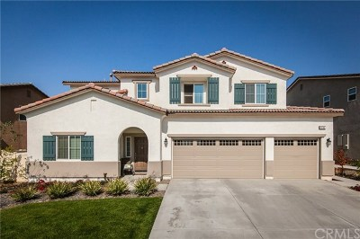 Calimesa Single Family Home For Sale: 1283 Pinehurst Drive