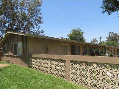 Riverside Rental For Rent: 851 Prescott Way #A