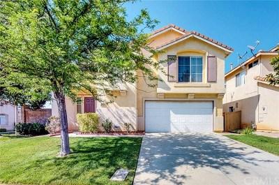 Corona Single Family Home For Sale: 1009 Sunbeam Lane