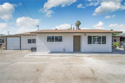 Montclair Single Family Home For Sale: 11191 Pipeline Avenue