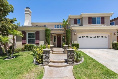 Corona Single Family Home For Sale: 23456 Calle Pepita Road