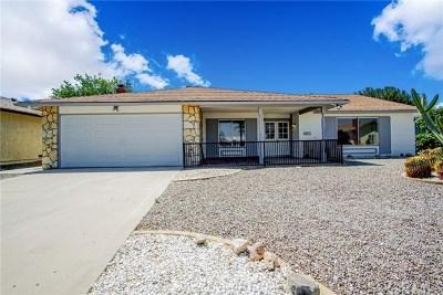 Sun City Single Family Home For Sale: 28016 Foxfire Street