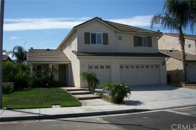 Eastvale Single Family Home For Sale: 14147 Tiger Lily Court