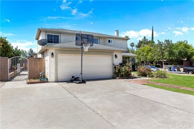 Rancho Cucamonga CA Single Family Home For Sale: $538,900