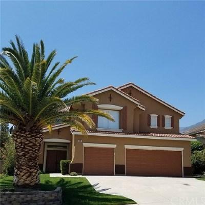 Fontana Single Family Home For Sale: 5098 St Albert Drive