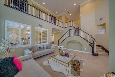 Corona CA Single Family Home For Sale: $749,000