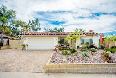 Rancho Cucamonga Single Family Home For Sale: 7231 Teak Way