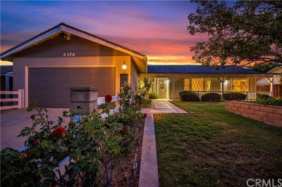 Norco Single Family Home For Sale: 2356 Temescal Avenue