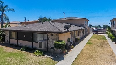 Upland Multi Family Home For Sale: 1346 Randy Street