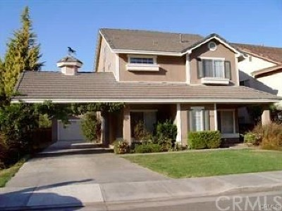 Corona Single Family Home For Sale: 8590 Rolling Hills Drive