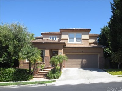 Mission Viejo Single Family Home For Sale: 23011 Bouquet Canyon
