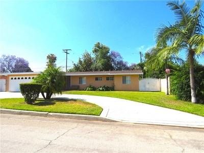 Covina Single Family Home For Sale: 576 E Navilla Place